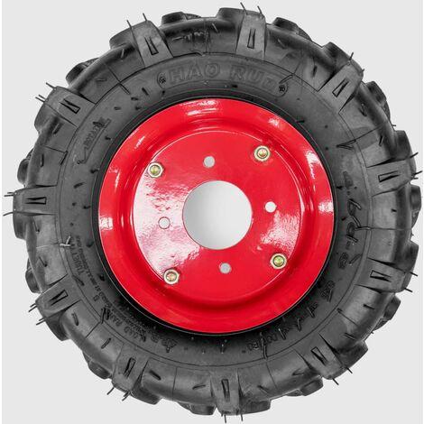 "main image of ""Rueda 4.00-8 para motoazada gtc300x"""