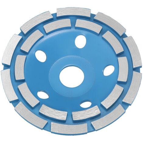 Rueda de diamante, 125 * 22 mm, azul