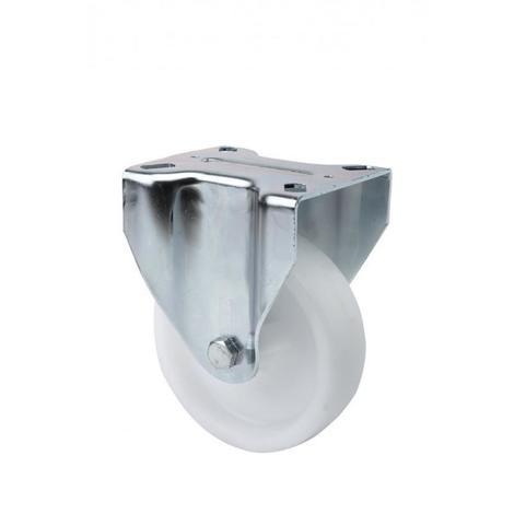 Rueda fija 2-1004 100ømm 150kg poliamix ALEX