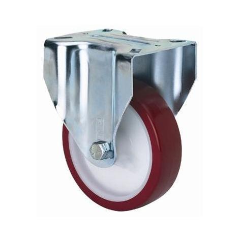 Rueda fija 2-2364 150ømm 250kg poliuretano ALEX