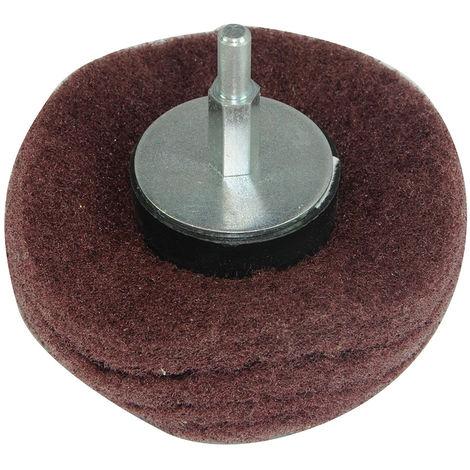 Rueda lijadora con vástago (Grano 240-diam.50 mm)