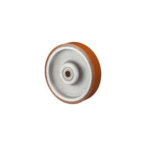 Rueda poliuretano 200mm Guss-Poli/Guss LGK2