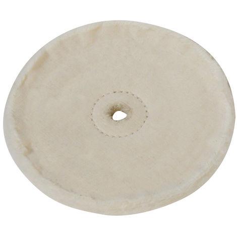 Rueda pulidora de algodón 150 mm - NEOFERR