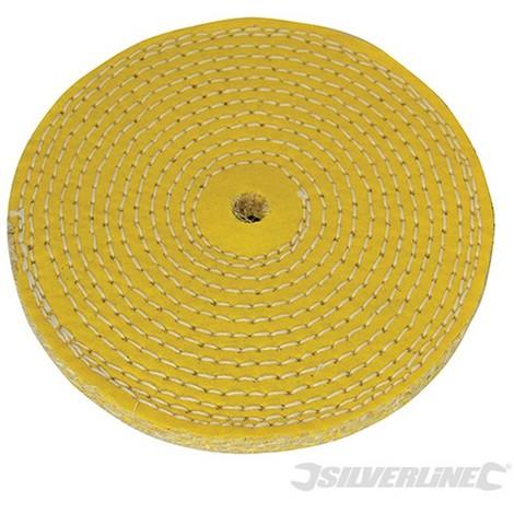 Rueda pulidora de sisal (150 mm)