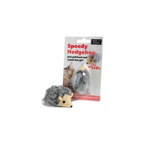 Ruff N Tumble Speedy Hedgehog Toy (755900)