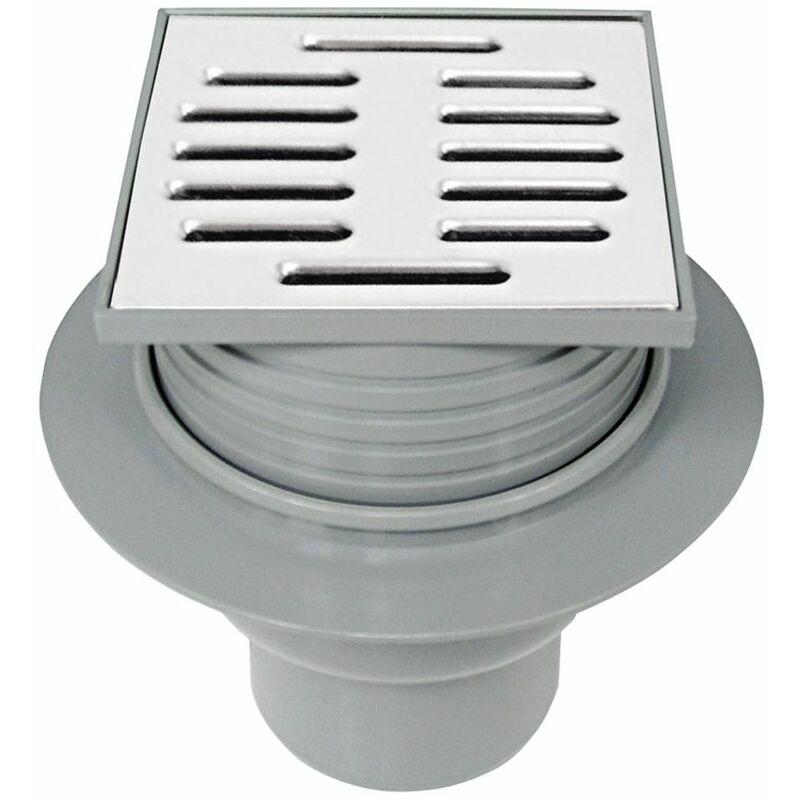 Wasserablauf grau DN 75