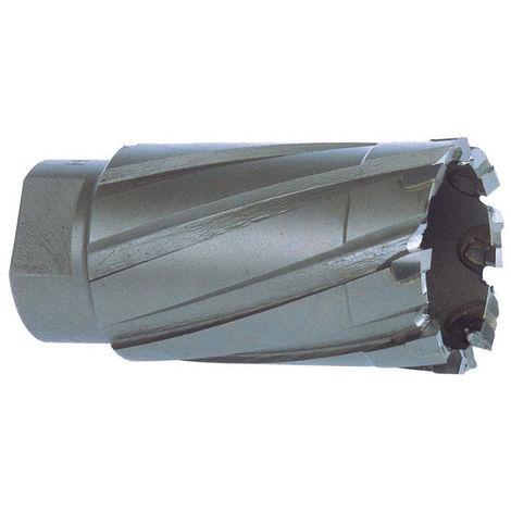 RUKO 108070 - Broca hueca - dientes metal duro - asiento de rosca ( Ø 70 mm )