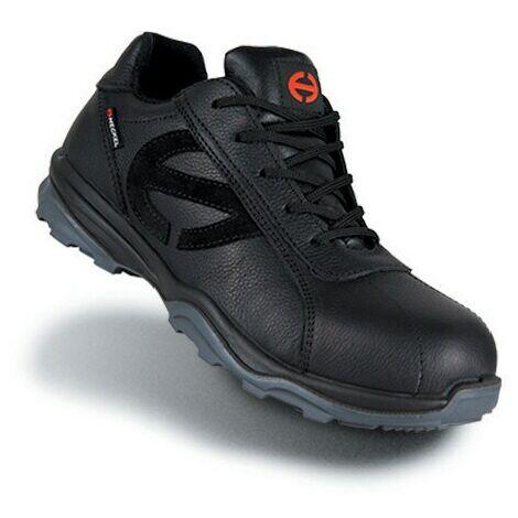 RUN-R 400 Heckel Black Safety Trainers