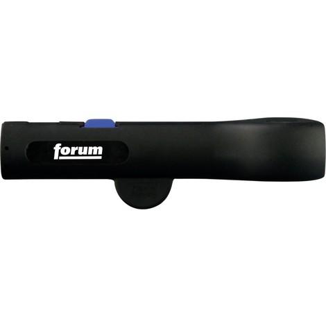 Rundkabel-Entmanteler f.Kabel 8-13mm FORUM