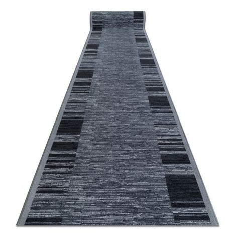 Runner anti-slip ADAGIO grey - 57x80 cm