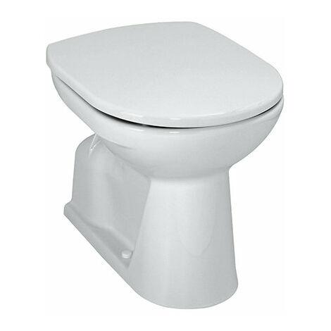 Running PRO Inodoro de lavado independiente, descarga vertical, 360x545, color: Blanco con LCC - H8219574000001