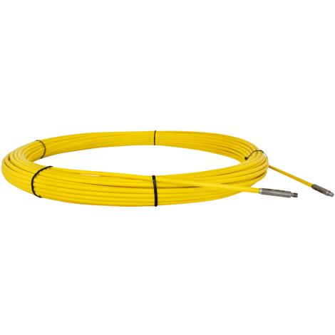 RUNPOTEC - Guía pasacables de fibra de vidrio de recambio 9mm
