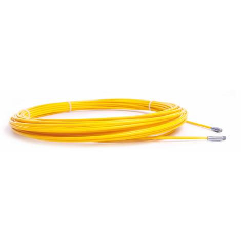 RUNPOTEC - Recambio guía pasacables de fibra de vidrio 3mm