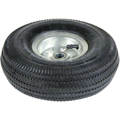 Ruota pneumatica per carrello portatutto