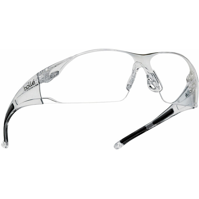 Image of Bolle Safety RUSHDPI RUSH Safety Glasses - Clear HD