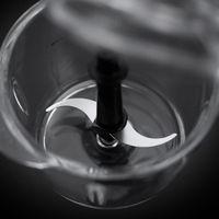 RUSSELL HOBBS 24661-56 - Mini hachoir bol verre Horizon - 1 L - 200 W