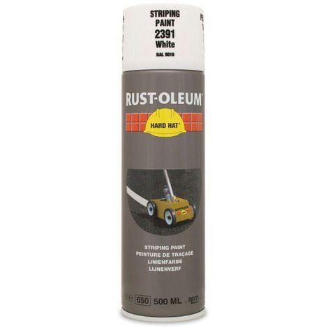 Rust-Oleum 2348 Peinture de tracage Jaune 500 ml