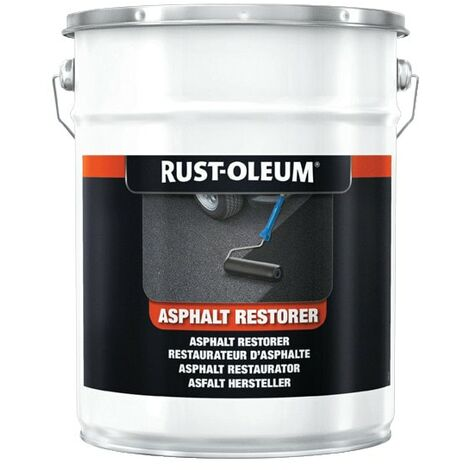 Rust-oleum Asphalt Restorer Black 5LTR
