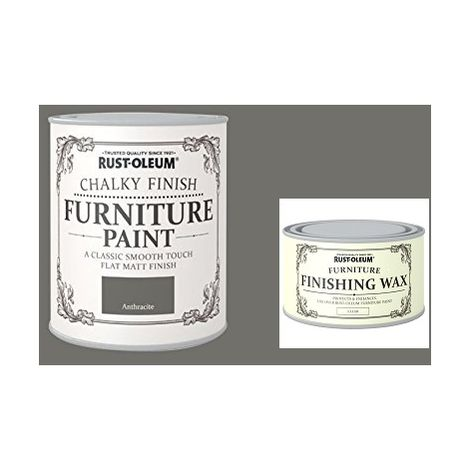 """main image of """"750ml Rustoleum Chalky Finish Furniture Paint"""""""