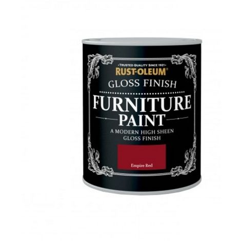 Rust-Oleum Gloss Furniture Paint 750ml / 125ml Chic Shabby Vintage Paints