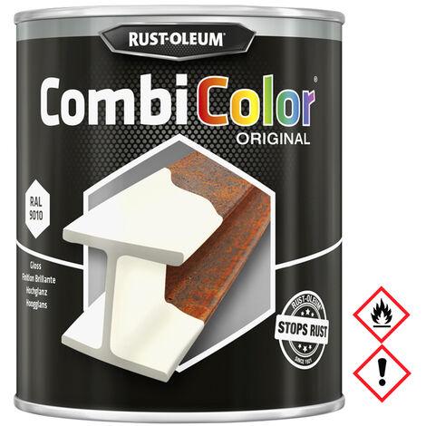 RUST - OLEUM Metall Anstriche Combicolor Hochglanz reinweiß 750ml