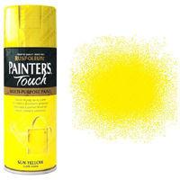 Rust-Oleum Painter's Touch Aerosol Spray Paint Satin Gloss Matt