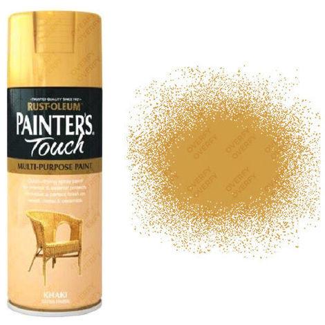 Rust-Oleum Painter's Touch Khaki Beige Gloss - 400ml