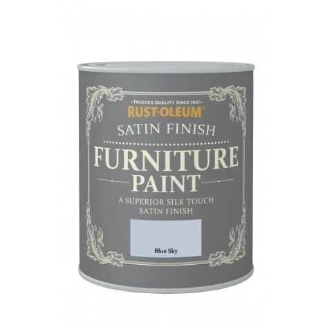 Rust-Oleum Satin Furniture Paint 750ml / 125ml Chic Shabby Vintage Paints