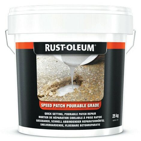 Rust-oleum Speed Patch Pourable Grade 25KG