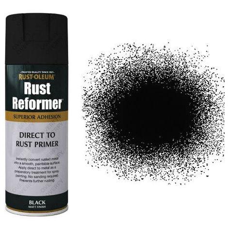 Rust-Oleum Surface Plastic Rust Primer Stain Block White Grey Red Matt