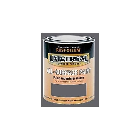 """main image of """"Rust-Oleum Universal All Surface Brush Paint - 750ml / 250ml - All Colours"""""""