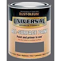 Rust-Oleum Universal Paint - Gloss Slate Grey - 250ML