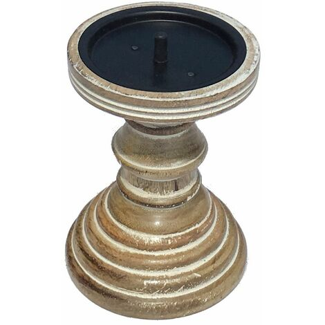 """main image of """"Rustic Candle Holder"""""""