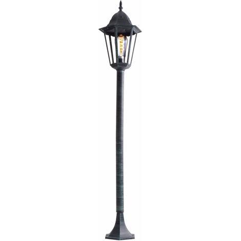 Rustic Luminaire Stand Lamp Remote Control Focos para exterior incluidos RGB LED Bulbos incluidos