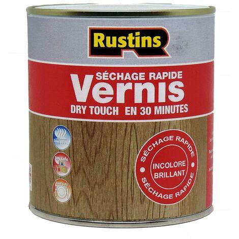 Rustins AVGC5000 Quick Dry Varnish Gloss Clear 5ltr