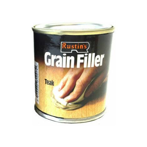 Rustins Grainfiller Teak 230g