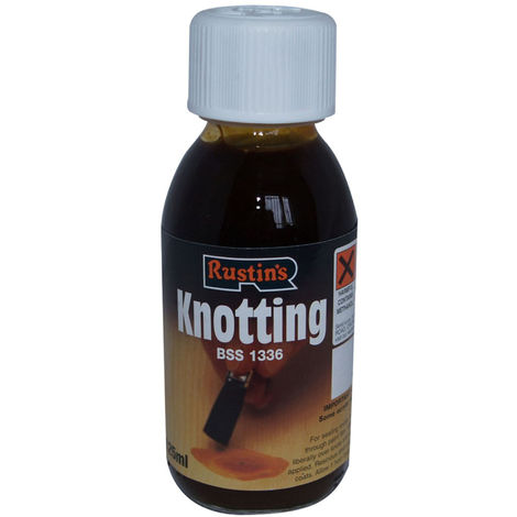 Rustins Knotting Sealer Solution ALL TYPES & SIZES AVAILABLE