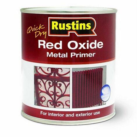 """main image of """"Rustins Red Oxide Primer 5Ltr"""""""