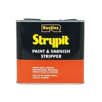 Rustins STNF2500 Strypit Paint & Varnish Stripper New Formulation 2.5 Litre