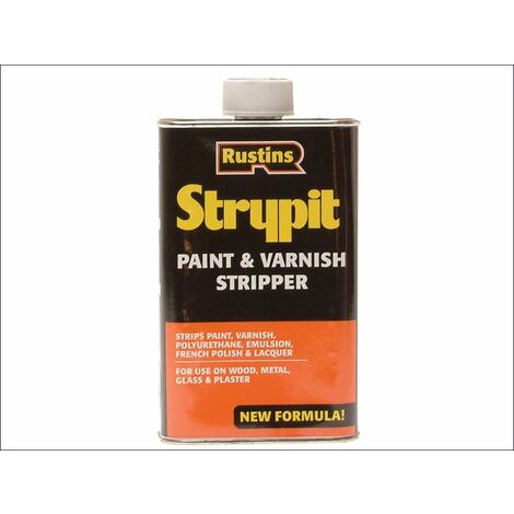 Rustins Strypit Paint and Varnish Stripper 250ml / 500ml / 1L / 2L / 4 Litre