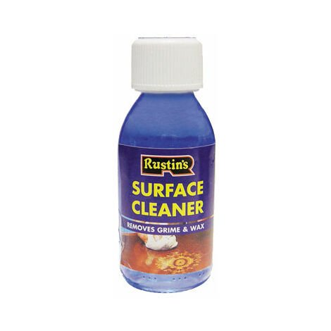 """main image of """"Rustins SURC125 Surface Cleaner 125ml"""""""