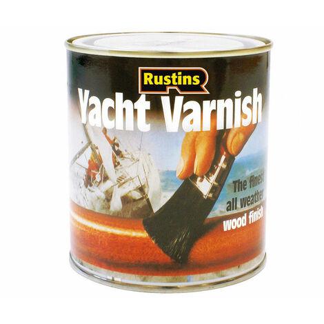 "main image of ""Rustins YACV250 Yacht Varnish Gloss 250ml"""