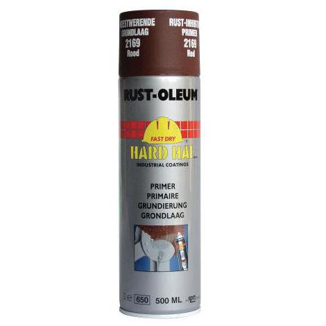 Rustoleum Hard Hat Anti-Corrosion Primer Aerosol 500ml (choose colour)