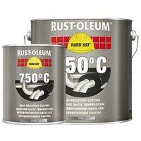 Rustoleum Heat Resistant 750C Aluminium 750ml