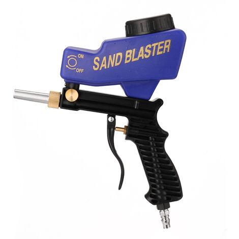 Rustproof Gravity Sandblasting Machine