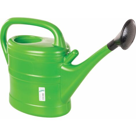 Rutland 10LTR Plastic Watering Can - you get: 12