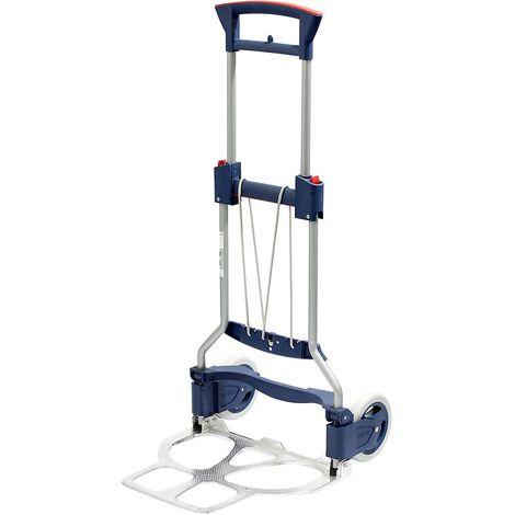 RuXXac Diable pliant professionnel - diable RuXXac®-cart BUSINESS XL - force 125 kg