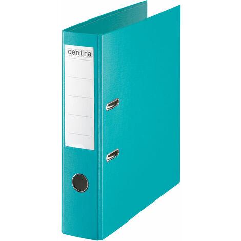 RVFM A4 Folder Lever Arch File 75mm Polypropylene Turquoise