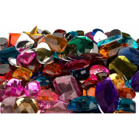 RVFM Acrylic Jewels 500g Pack