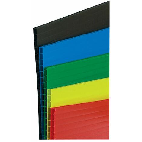 RVFM Corriflute Corrugated Plastic Sheets 605 x 605 x 4mm Pack of 20